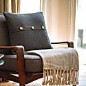 Ev - Linen & Cotton Blanket image