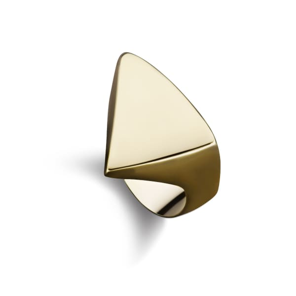 TWO OF MOST Triangle Ring