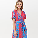 Cassidy Bloomin Lovely Floral Midi Dress image
