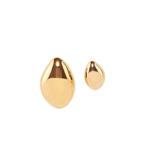 ESHVI Drop Shape Earrings