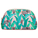 Elephant Vegan Leather Oyster Cosmetic Case image