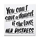 Damsel & Distress Print image