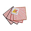 Candy Cane Lane Cocktail Napkins, Set Of 4 image