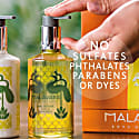 Malavara Body & Hand Wash and Lotion Mini Set image