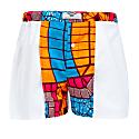 African-Print Boxer Shorts - Tetris image