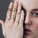 Ella Ring Silver image