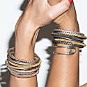 Silver Silk Bracelet image