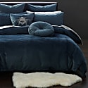 Bluestone Velvet Super King Bedset image