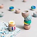 Jesmonite Egg Cup image