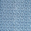 Pale Blue Knitted Tie image