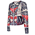 Printed Short Jacket image