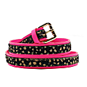 Martini Belt - Neon Pink image