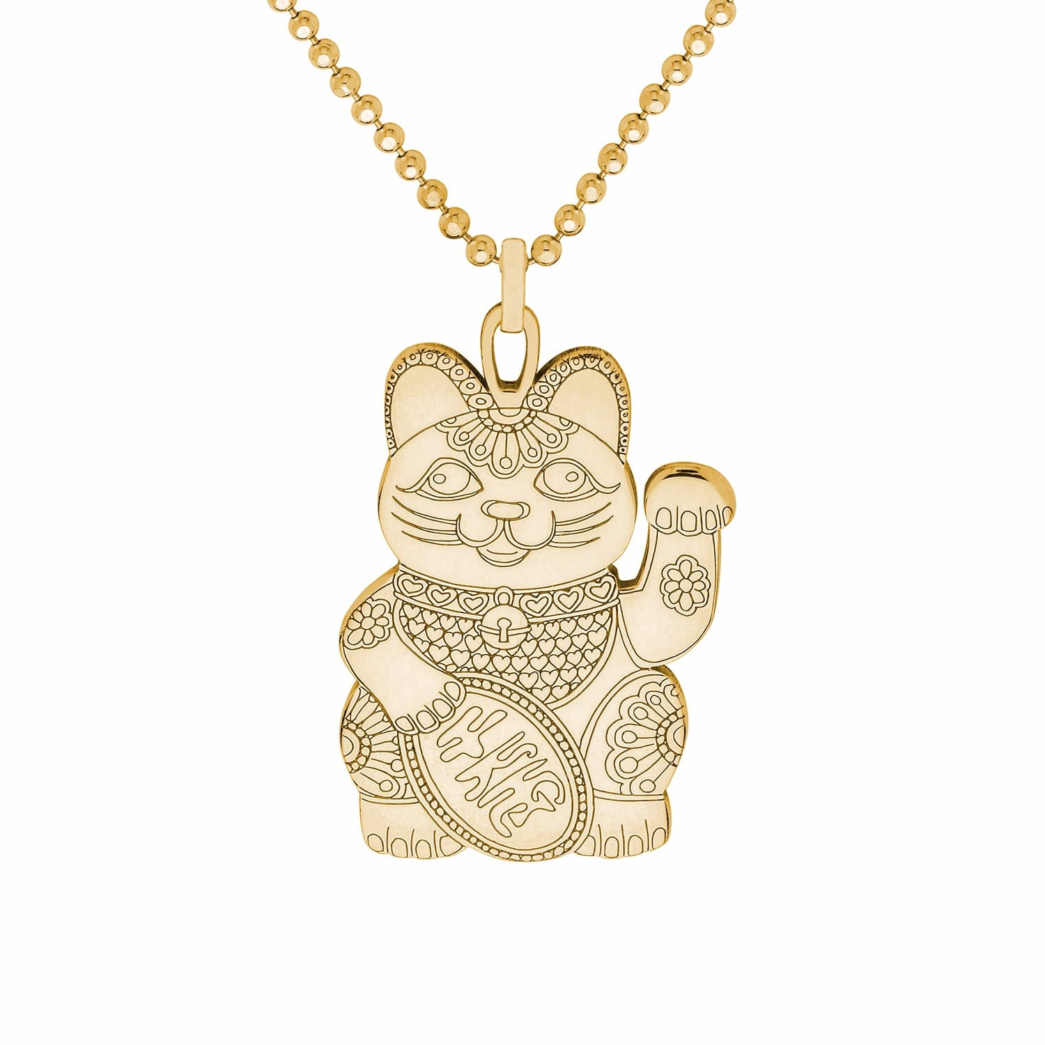 clearance sitting cat our silver friends with celebrate cute necklace feline
