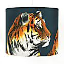 Tigers Lampshade - Medium image