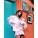 Emi Feathers Shirt image
