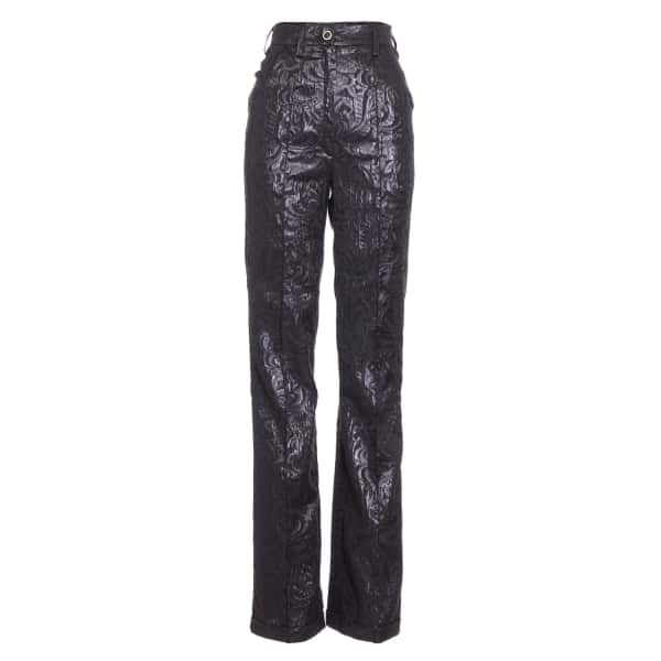 JIRI KALFAR Black trousers