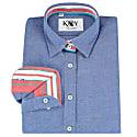 Ladies Navy Blue 'Kitui' Shirt image