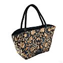 Bag Silk Style1 Black & Brown image