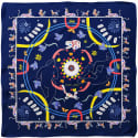 Cyclades Animal Kingdom Navy Blue image