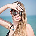 Ember Metallic Rose Gold Ring image