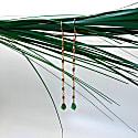 Pepin Earrings With Green Onyx image