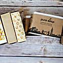 Honey & Oats Soap Bar image