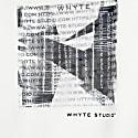 The 'Jepordize' Hoody Top - White image