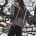 Kyoto Backpack Black image