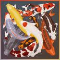 Koi II Art Print Colour image