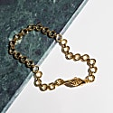 """Gentlewoman's Agreement 18"""" Princess Necklace In Gold image"""