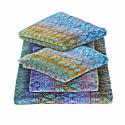 Blue Ocean Magic Five Piece Bath Towel Set image
