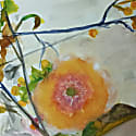 Floral Watercolor Art Print image