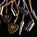 Sterling Silver Large Jack Plug Pendant image