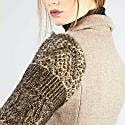 Coat Brown Jacoba image