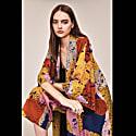 Golden Rosso Reversible Long Kimono image