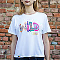 Wild Soul Vegan T-Shirt In White image