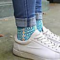 Peacock Desen Socks image