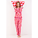 Kissing Rabbits Organic Cotton Pyjamas image