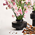 Girovago Marble Black Vase image