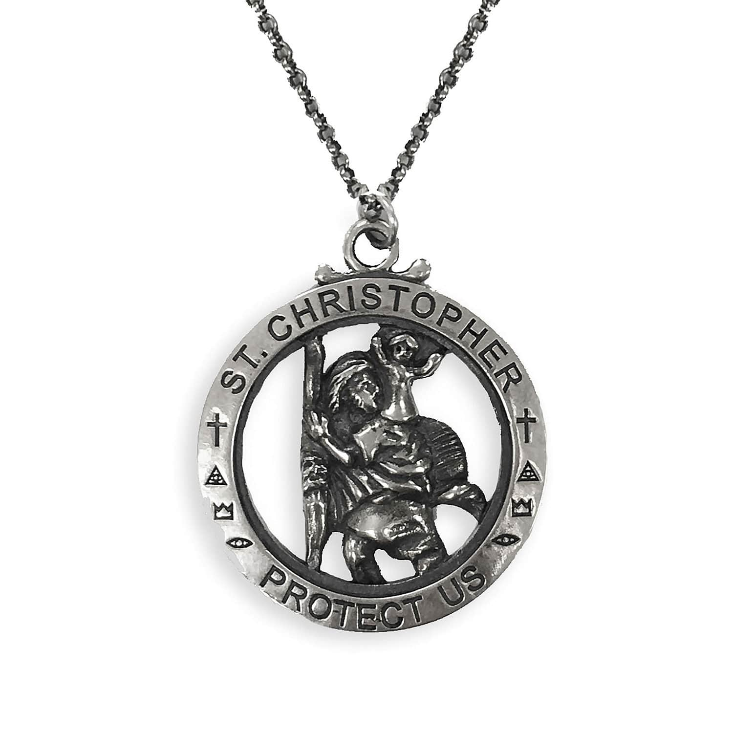 Mens chains pendants wolf badger add to wishlist aloadofball Gallery