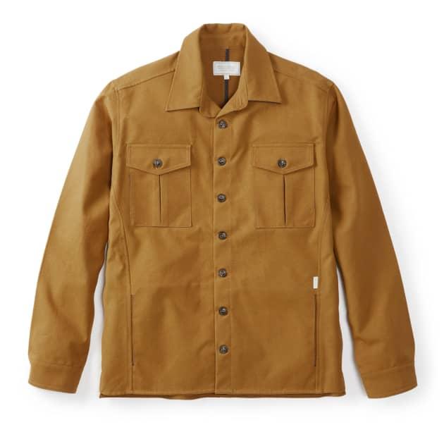 d4c2bc9cf Antique Bexley Jacket Mustard