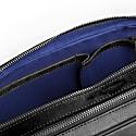 Edy Washbag - Black Saffiano Leather image