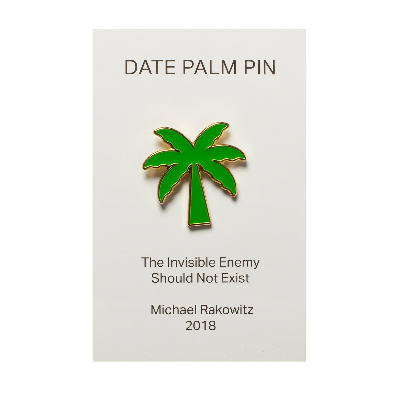 Pin Badge Michael Rakowitz Fourth Plinth by Plinth