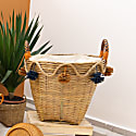 The Modern Fusion Straw Basket image