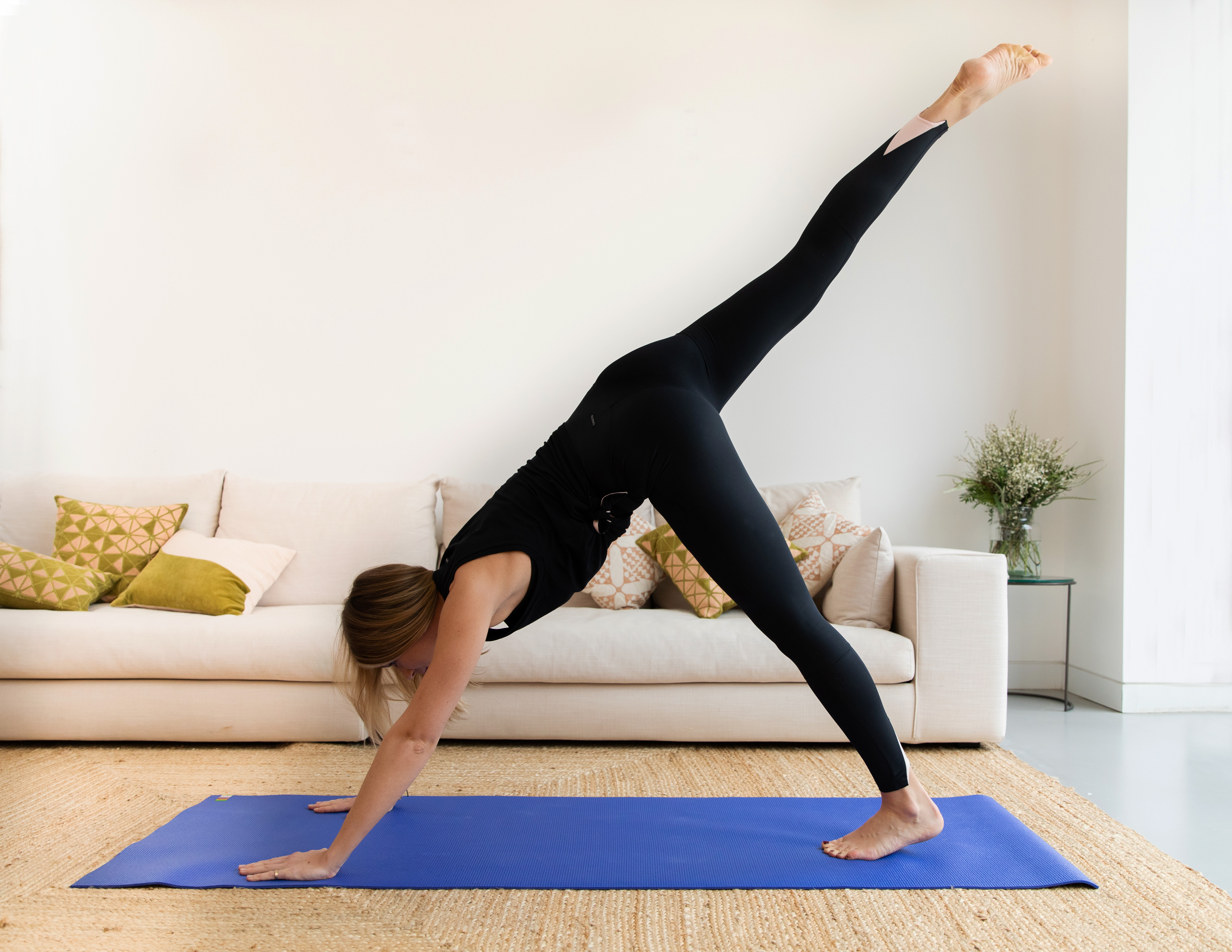 Workout from home in Evamoso