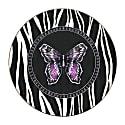 Iris Zebra Butterfly Placemat image