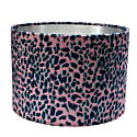 Magic Animal Print Velvet Lampshade image