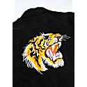 Tiger Blaze Cupro Jacket Black Coffee image