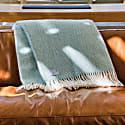 Atlantic Ocean Blanket - 100% Pure New Wool image