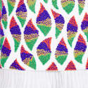 King Beaded Skirt image